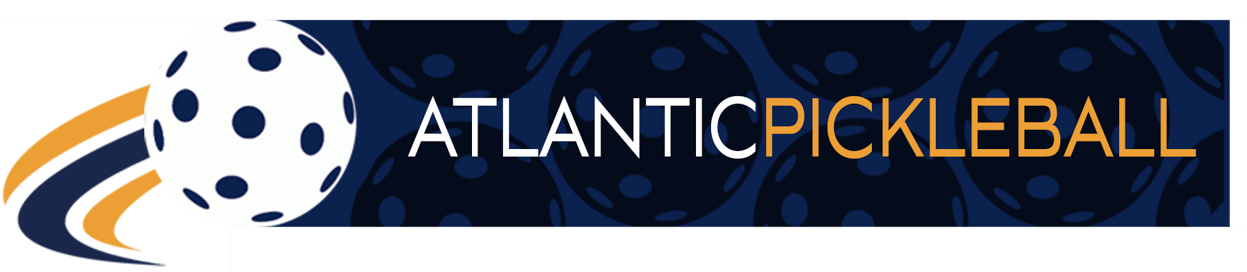 Atlantic Pickleball Logo
